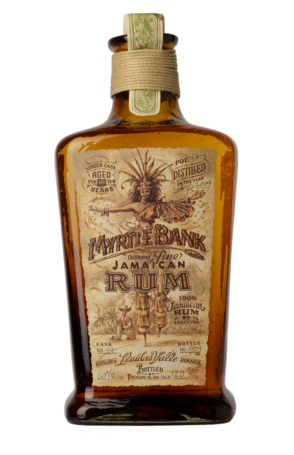 Myrtle Bank 10 Yr Jamaican Rum