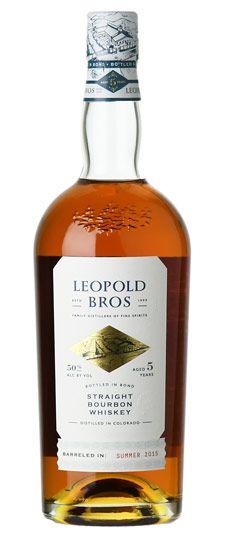 Leopold 5 Yr BIB Bourbon