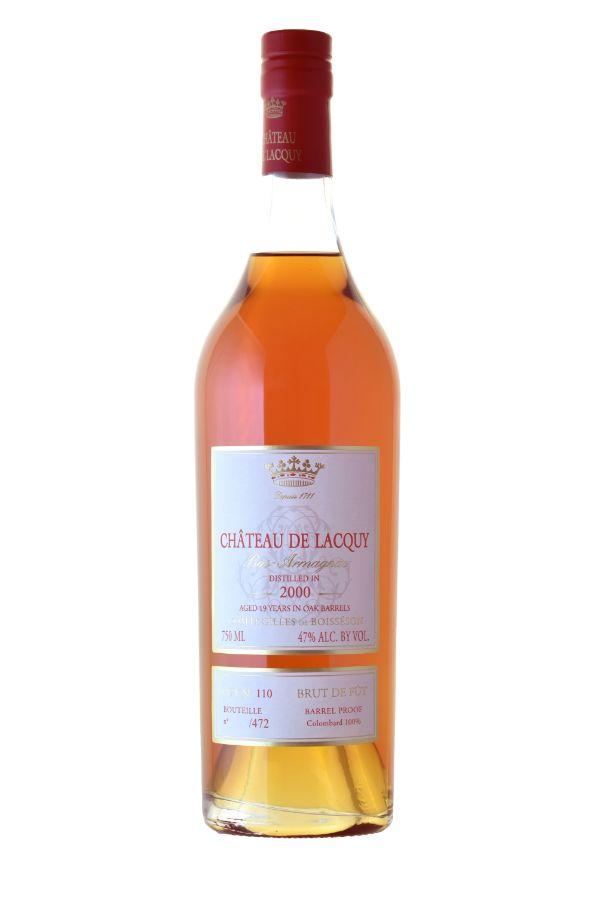 Chateau de Lacquy 2000 Vintage Armagnac