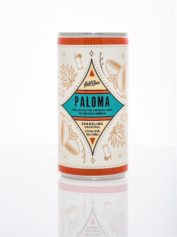 Half Seas Sparkling Paloma Canned Cocktail