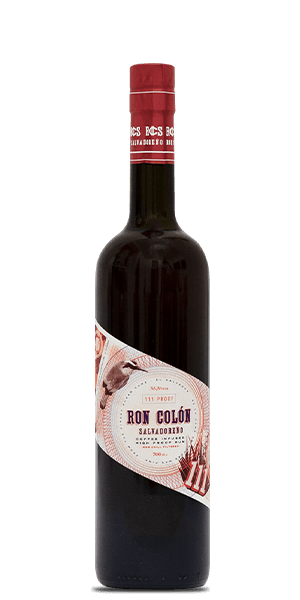 Ron Colon Salvadoreno Coffee Infused Rum 111