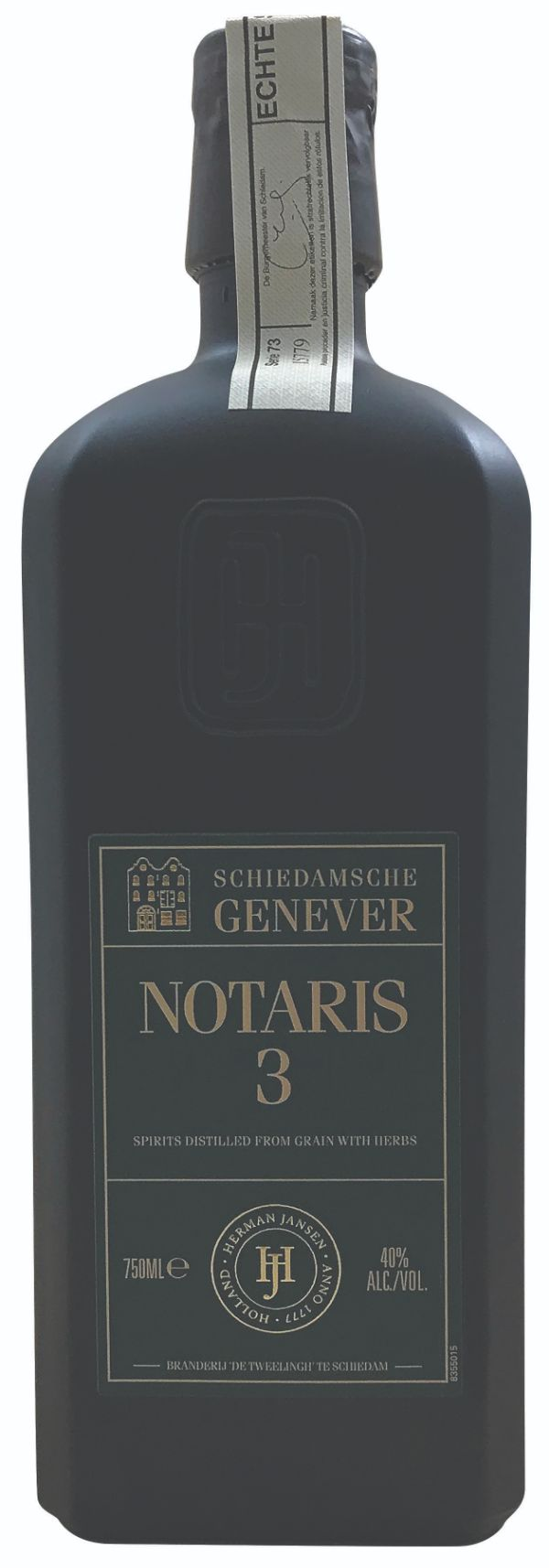 HJ Notaris 3 Year Old Genever