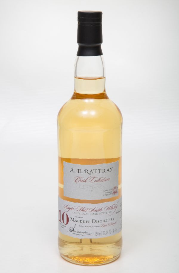 A.D. Rattray Macduff 2006 10 Yr #101739 Single Malt