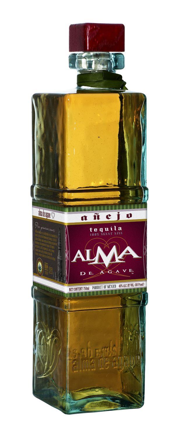 Alma de Agave Anejo Tequila