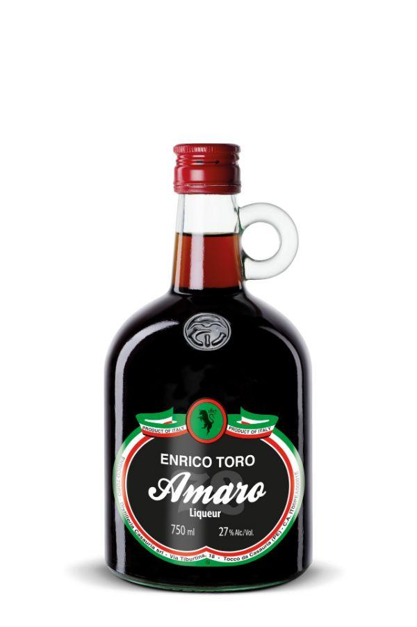 Amaro 72 Enrico Toro Liqueur