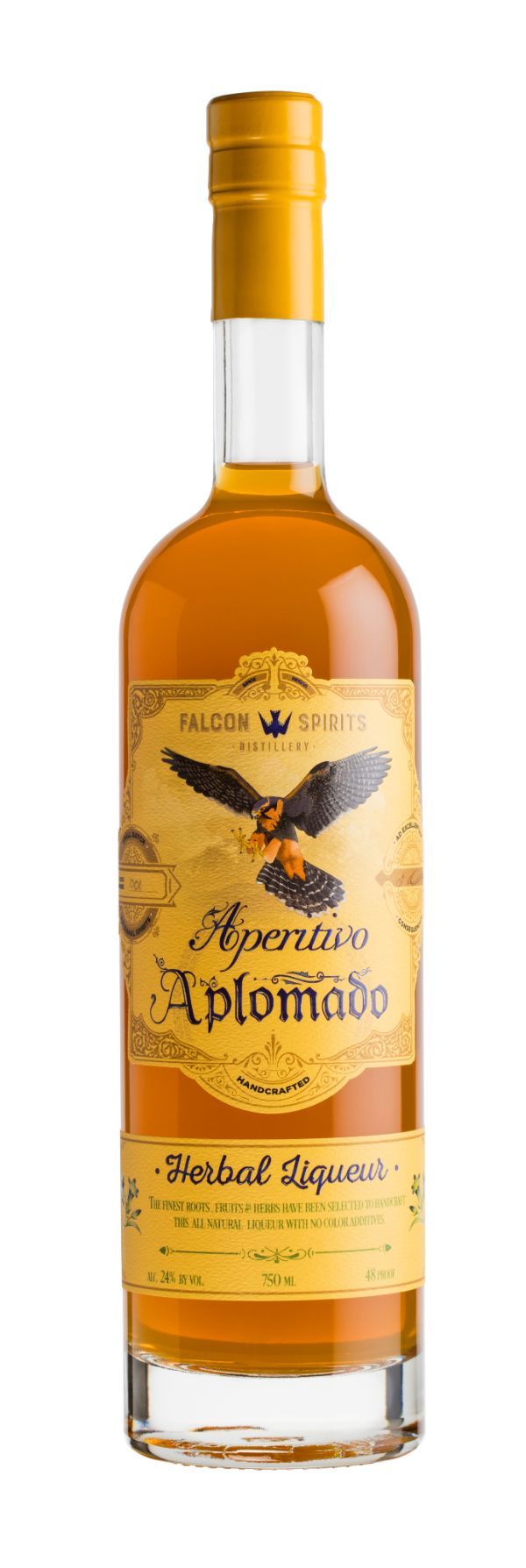 Aperitivo Aplomado Herbal Liqueur