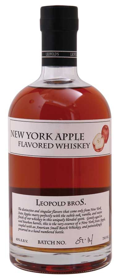 Leopold Bros. New York Apple Whiskey