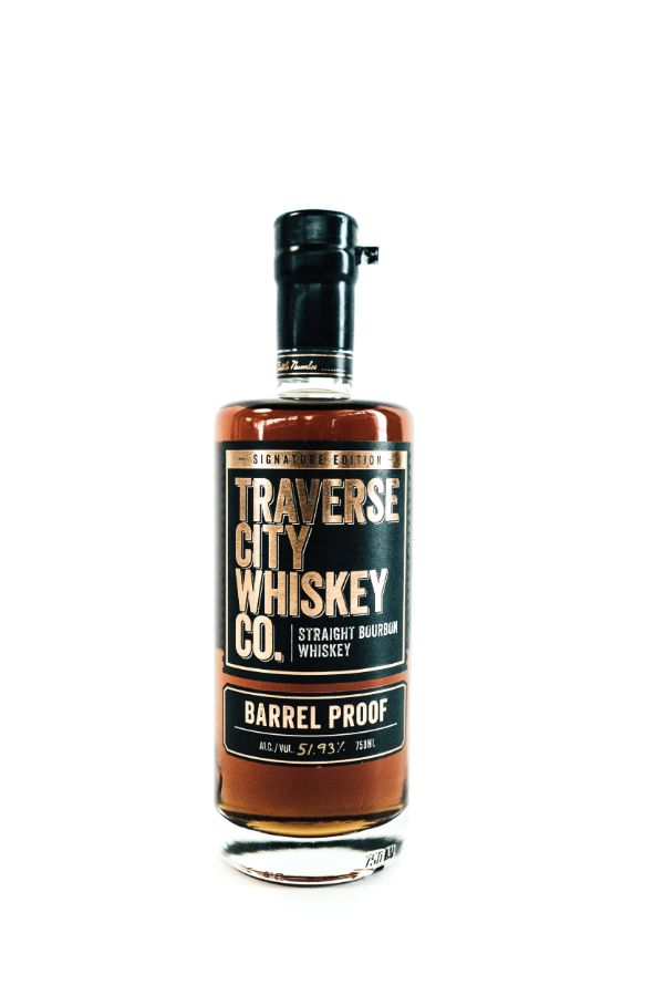 Traverse City Barrel Proof Straight Bourbon XXX