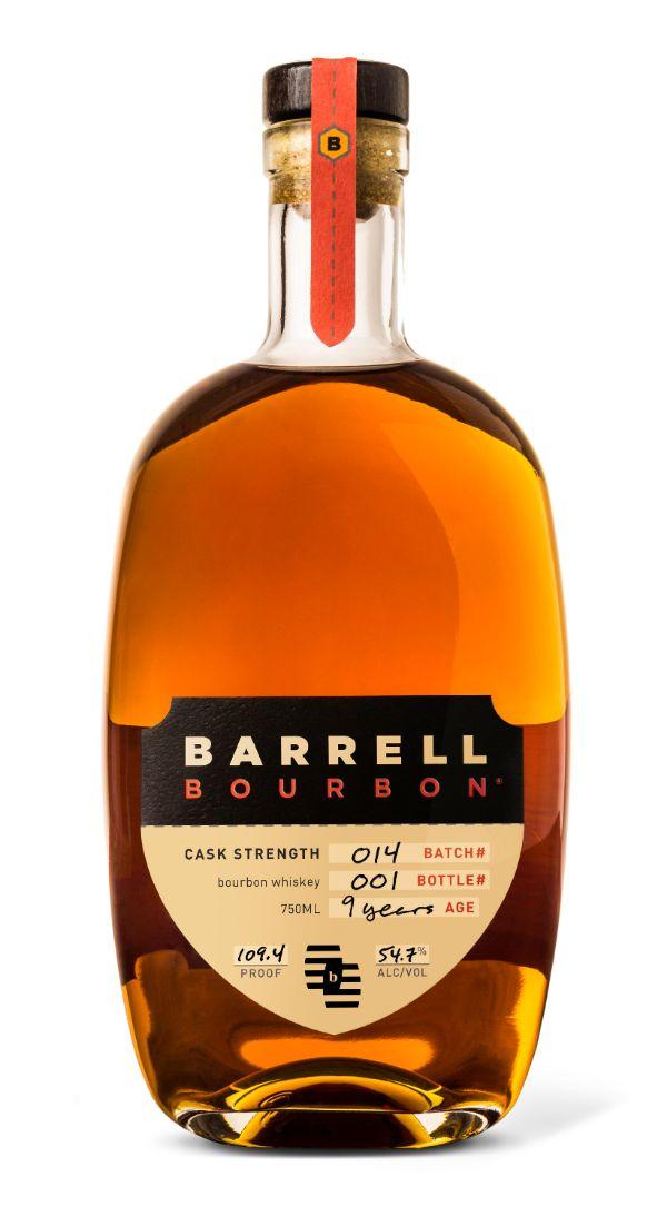 Barrell Bourbon Batch #014
