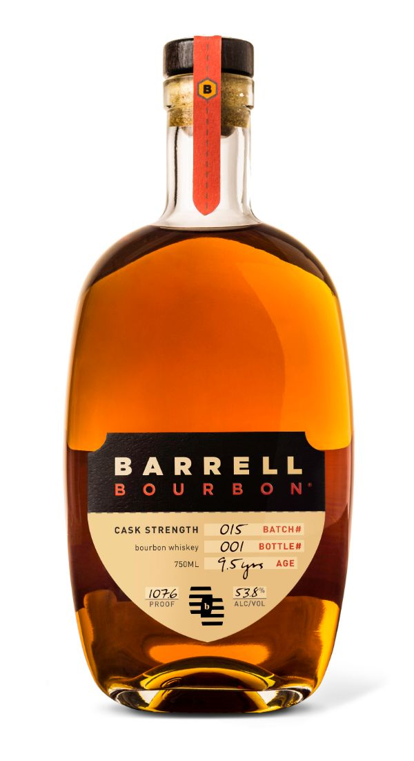 Barrell Bourbon Batch #015 9.5 YR