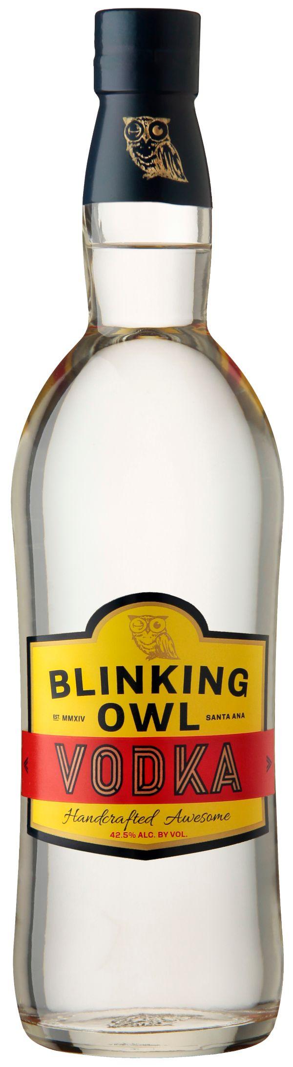 Blinking Owl Vodka
