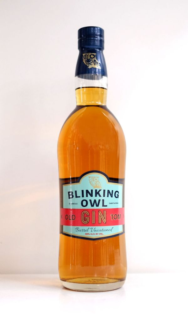 Blinking Owl Old Tom Barrel Vacationed Gin