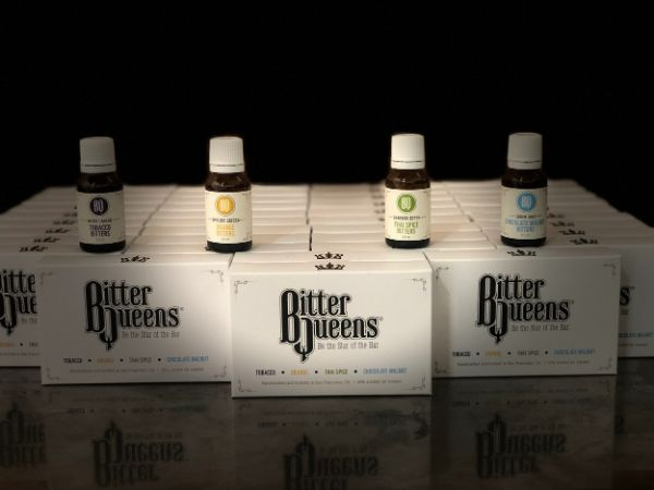 Bitter Queens Essential Bitters Variety Pack