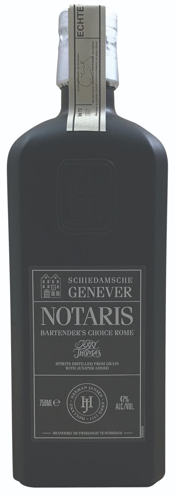 HJ Notaris Bartender's Choice Rome Edition Genever
