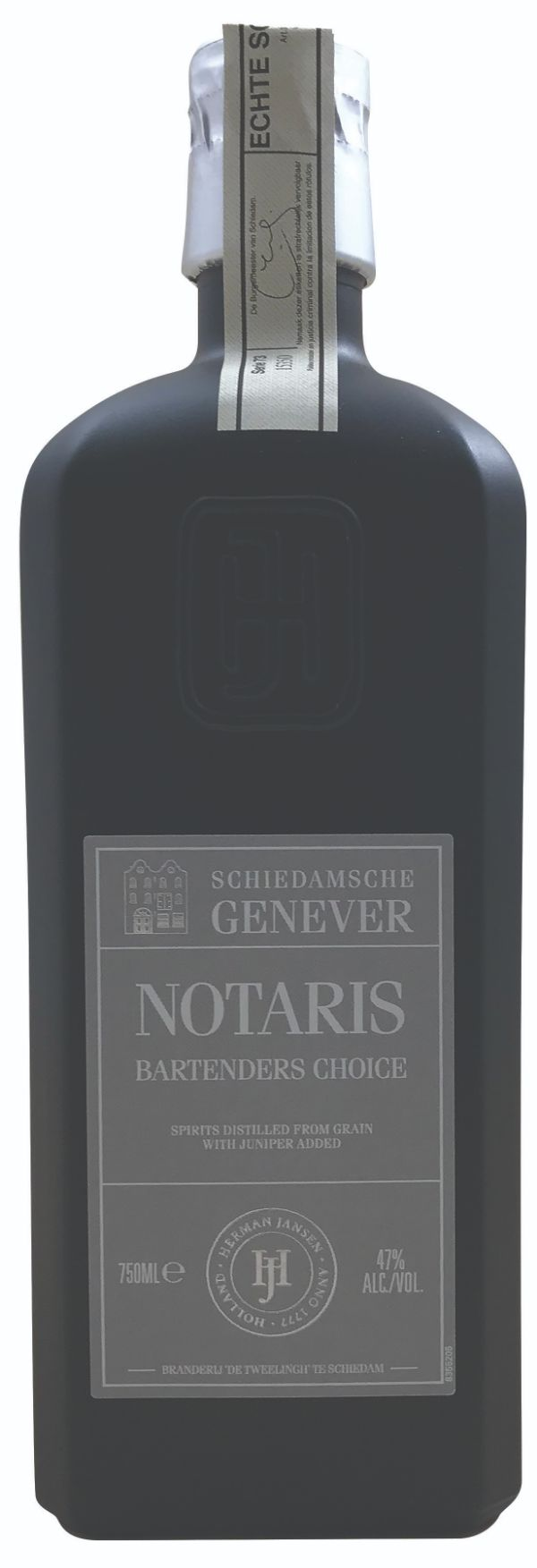 HJ Notaris Bartender's Choice Genever