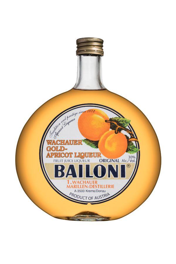 Bailoni Wachauer Gold Marillenlikor Apricot
