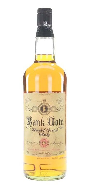 Bank Note Blended 5 Yr Scotch