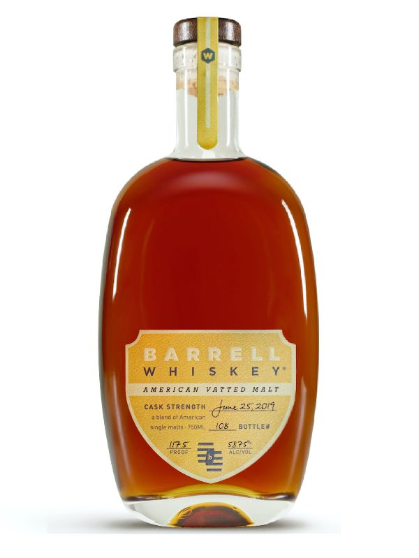 Barrell American Vatted Malt Whiskey 117.5 Proof