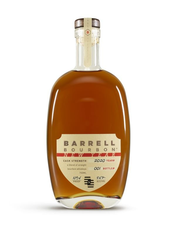 Barrell Bourbon New Year 2020 Limited Edition