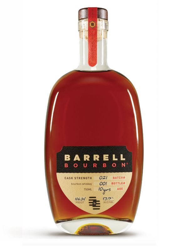 Barrell Bourbon Batch #021 10 Yr