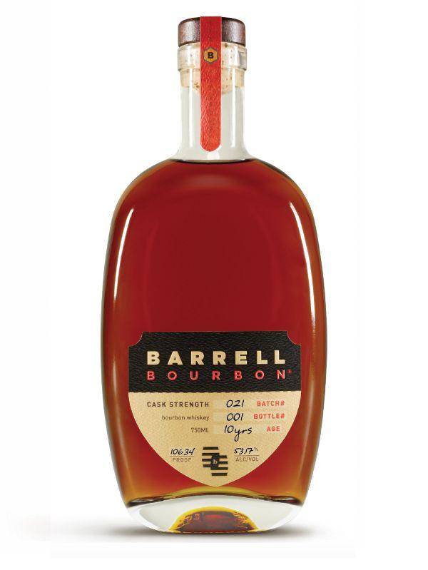 Barrell Bourbon Batch #021 10 Yr