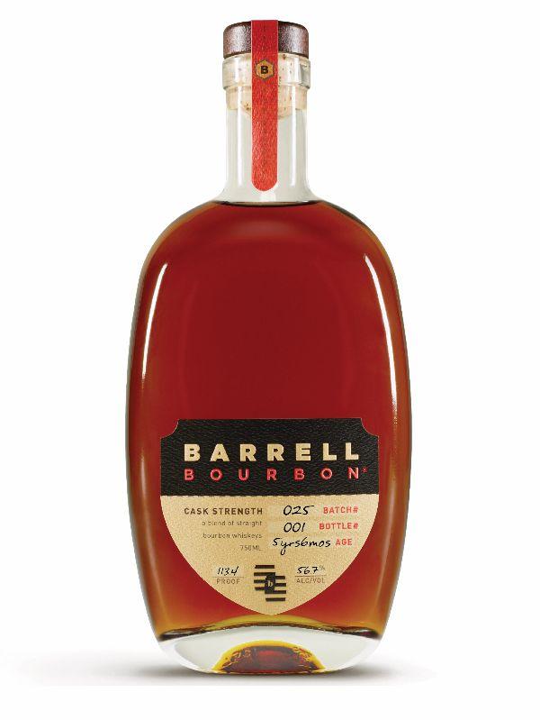 Barrell Bourbon Batch #025 113.4 PF