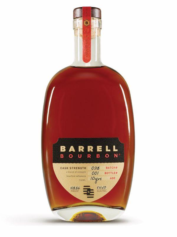 Barrell Bourbon Batch #028 108.86 PF
