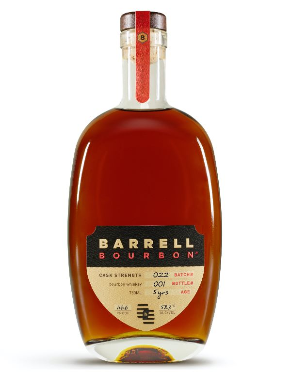Barrell Bourbon Batch #022 5 Yr