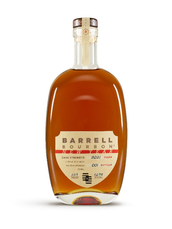 Barrell Bourbon New Year 2021 L.E. 113.9 Pf