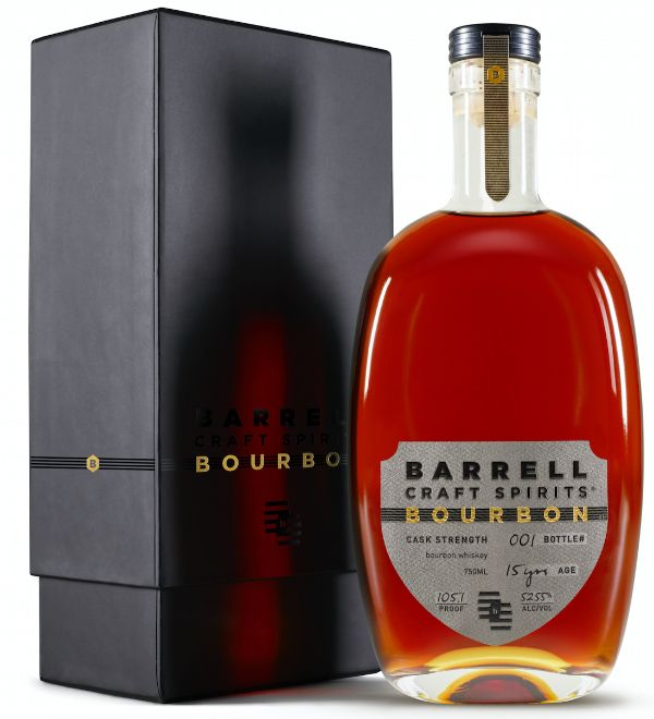 Barrell Craft Spirits 15 Yr Bourbon Batch #001