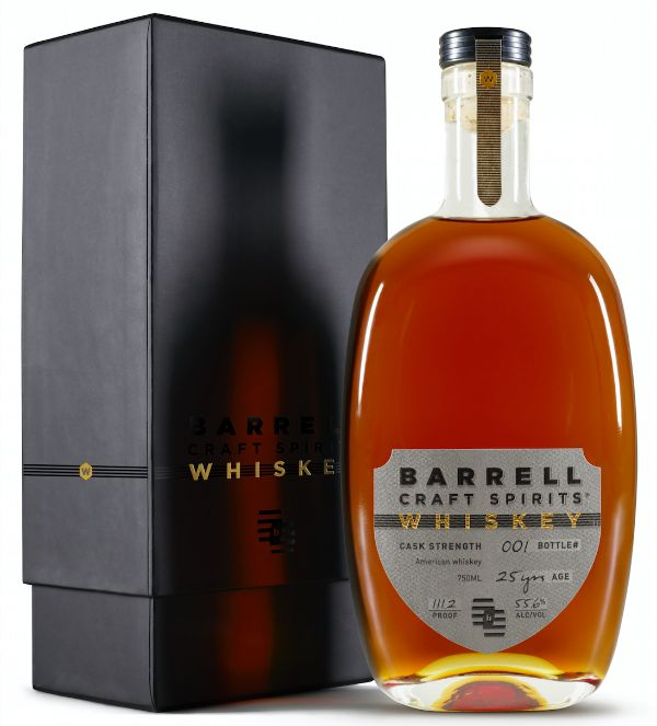 Barrell Craft Spirits 25 Yr Whiskey Batch #001
