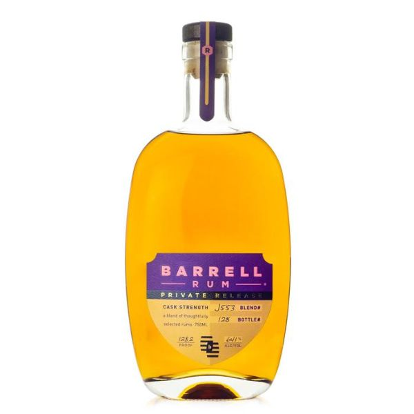 Barrell Rum Batch #J553