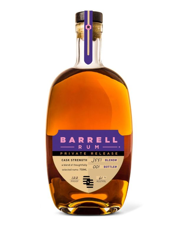 Barrell Rum Single Batch #J551
