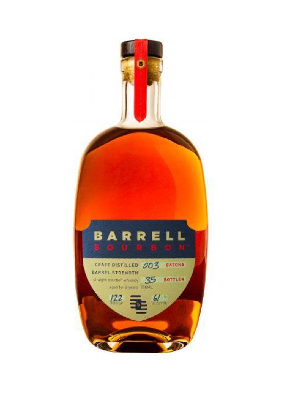 Barrell Rye Batch #003 5 Yr