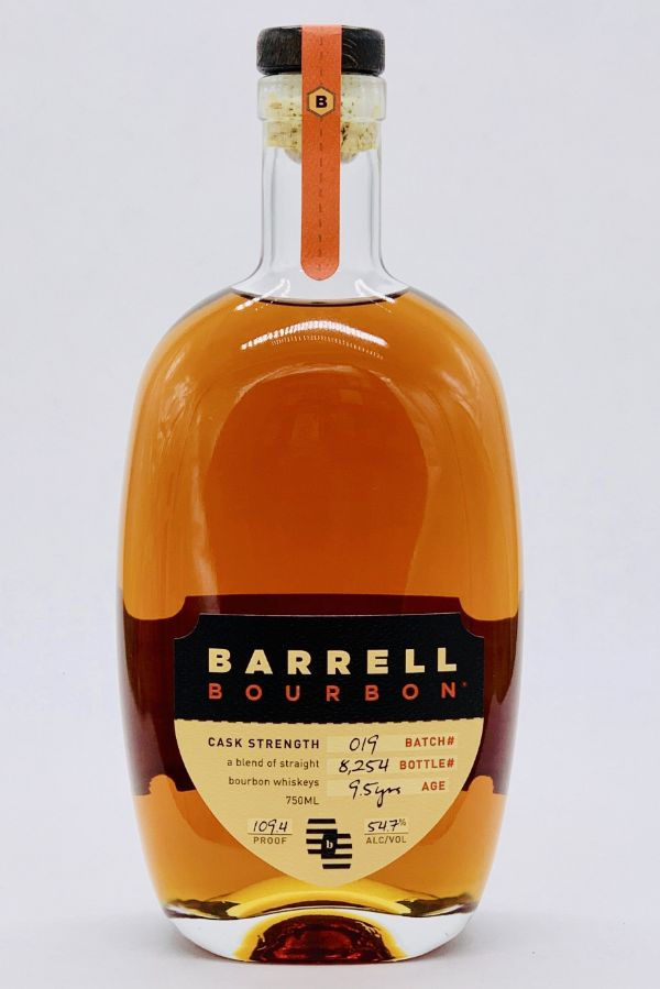 Barrell Bourbon Batch #019 9.5 Yr