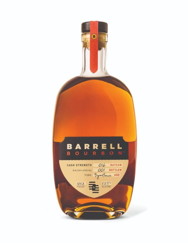 Barrell Bourbon Batch #016 9.5 Yr