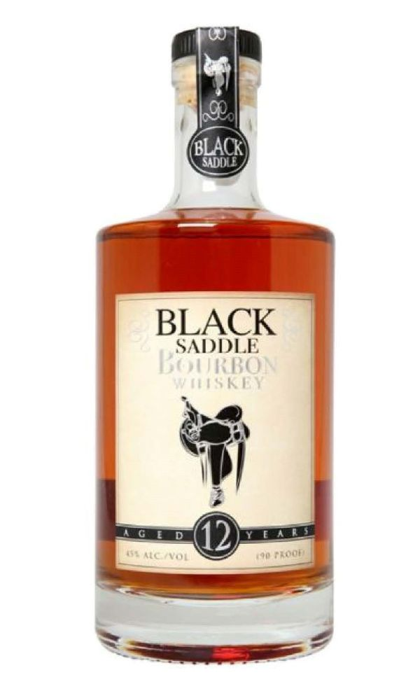 Black Saddle 12 Yr Bourbon