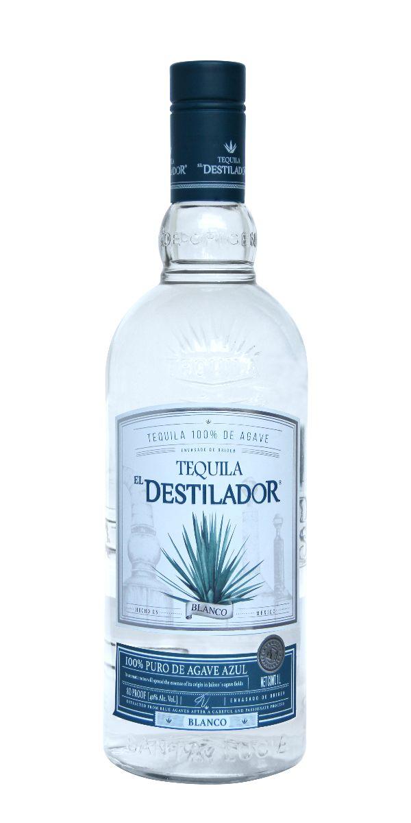 El Destilador Silver Tequila