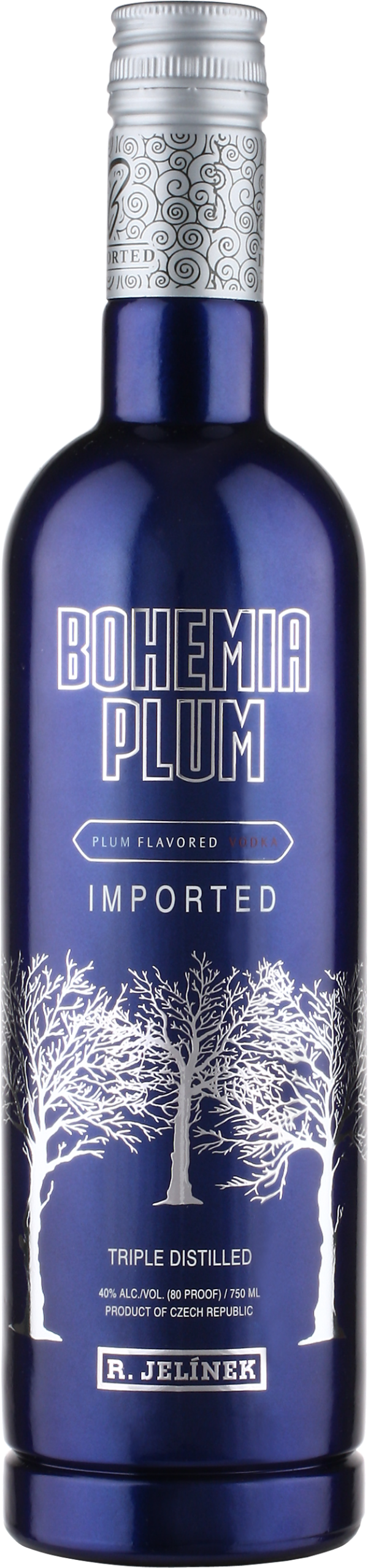R. Jelinek Bohemia Plum Flavored Vodka