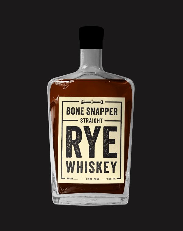 Backbone Bone Snapper Rye