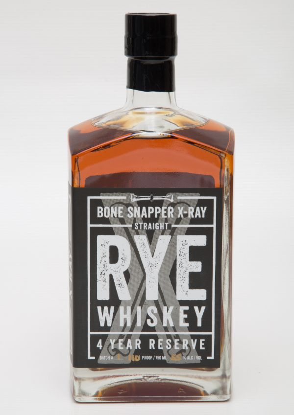 Backbone Bone Snapper X-Ray 4 Yr Rye