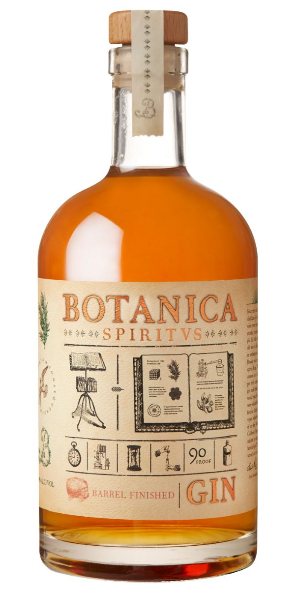 Botanica Spiritvs Barrel Finished Gin