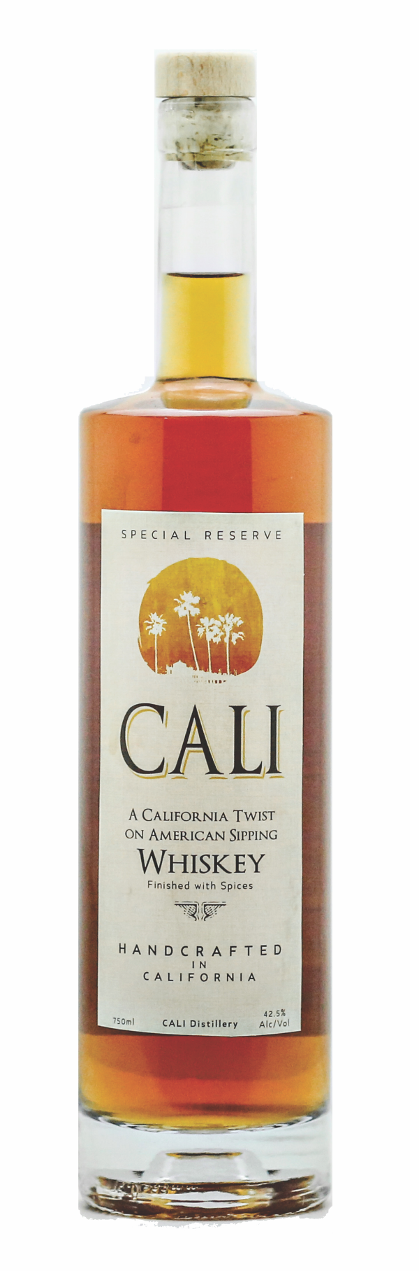 CALI California Sipping Whiskey