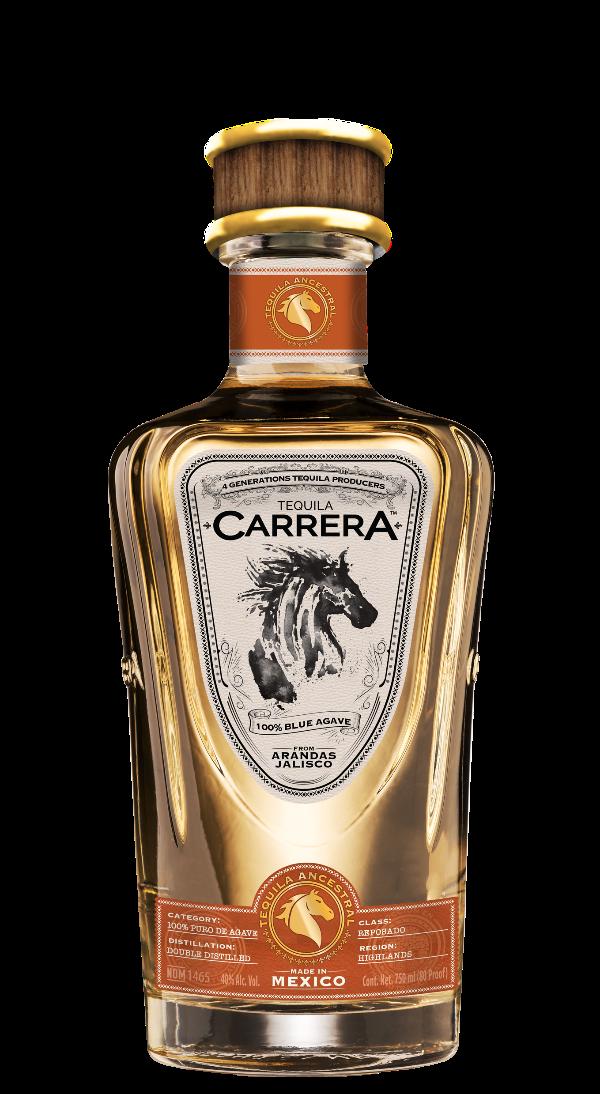 Carrera Tequila Reposado