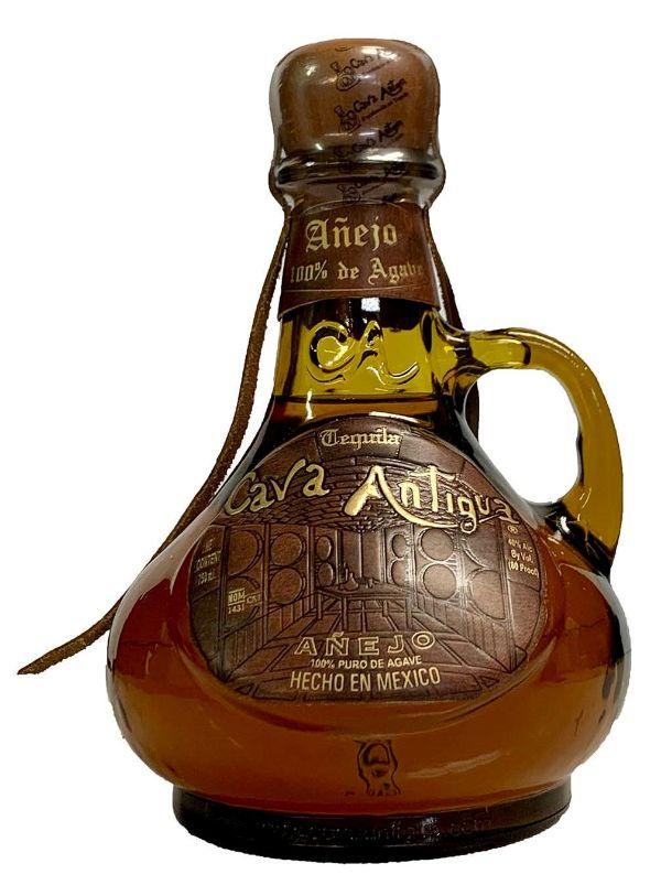 Cava Antigua Anejo Tequila