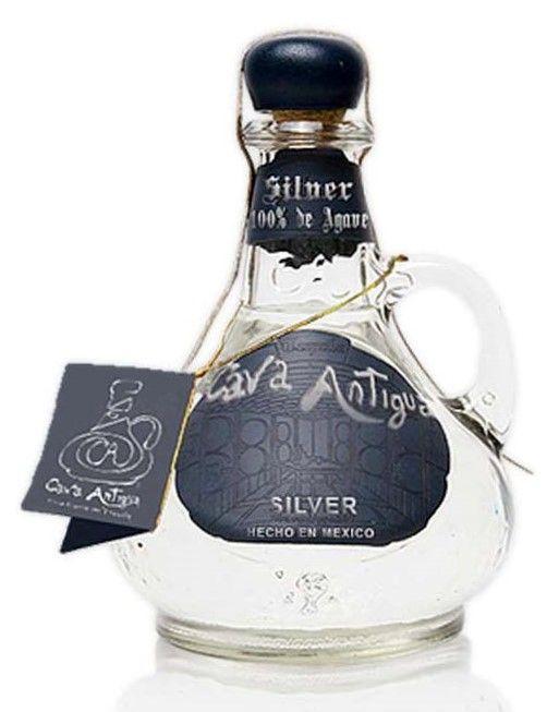 Cava Antigua Blanco Tequila