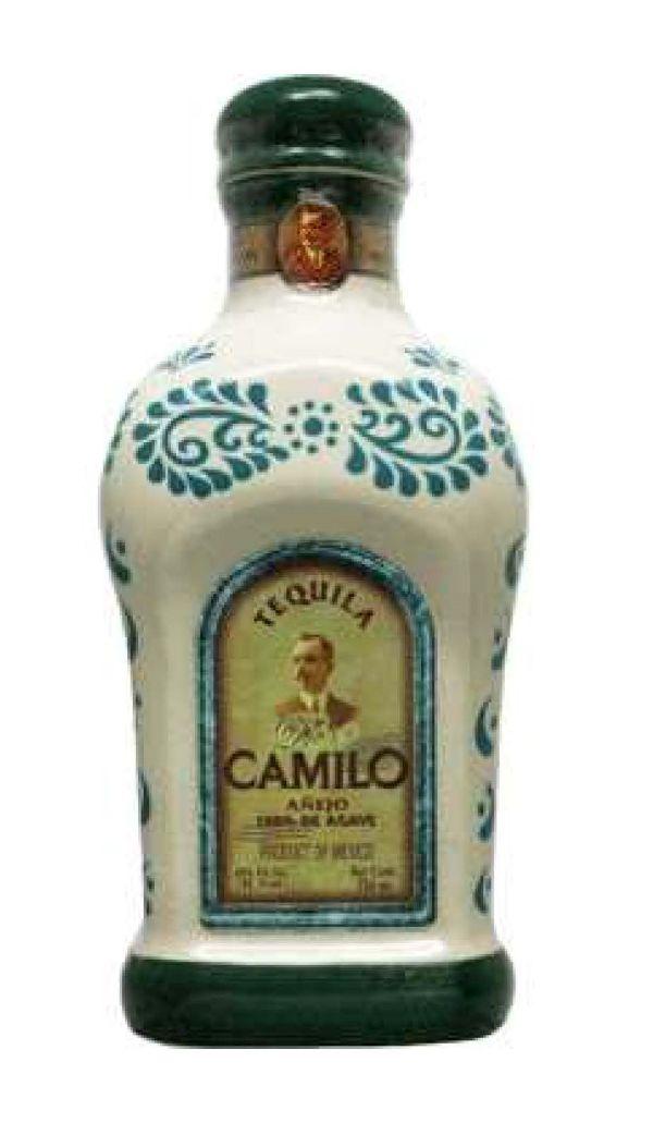 Don Camilo Anejo Ceramic Tequila
