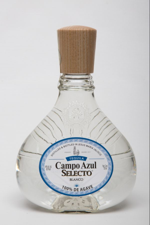 Campo Azul Selecto Blanco Tequila