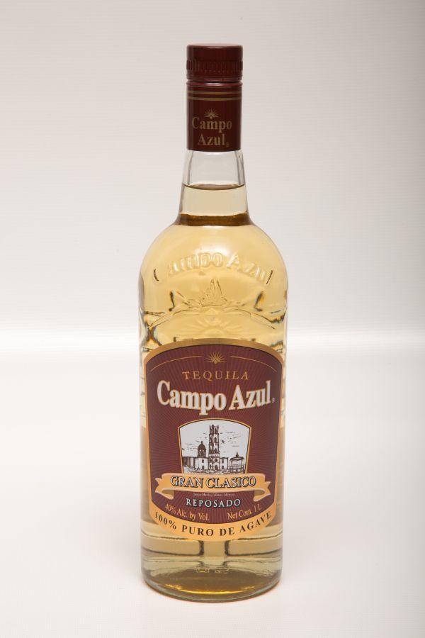 Campo Azul 100% Agave Gran Clasico Reposado Tequila