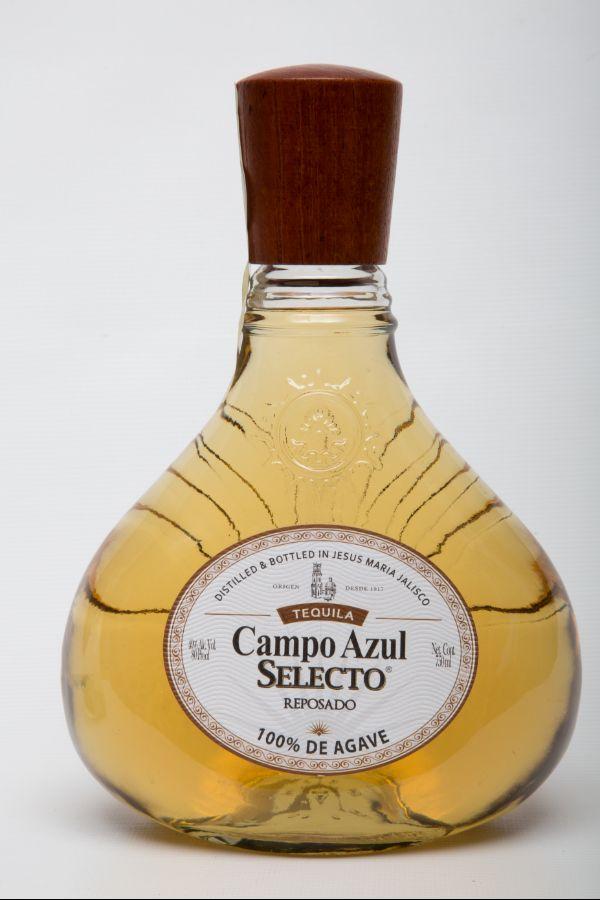 Campo Azul Selecto Reposado Tequila